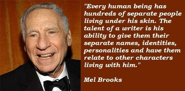 mel brooks famous quotes 3 collection of inspiring quotes