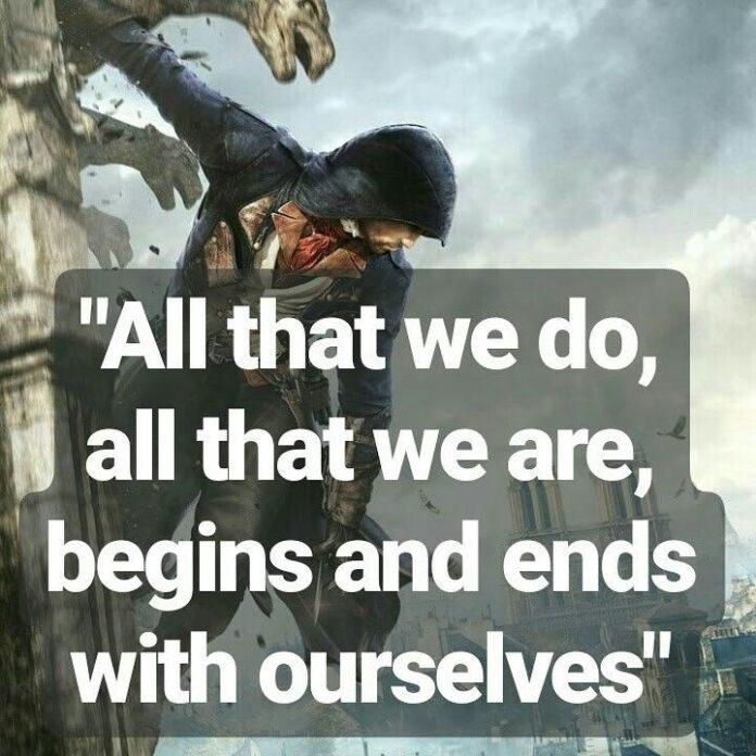 assassinsworld instagram assassins creed quotes