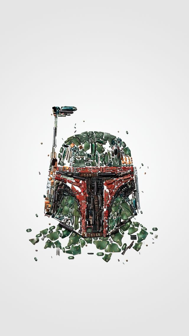 boba fett iphone wallpapers in hd iphone2lovely