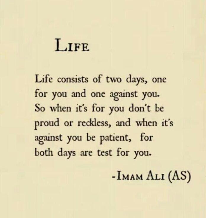 life quotes imam ali ali quotes islamic quotes islam