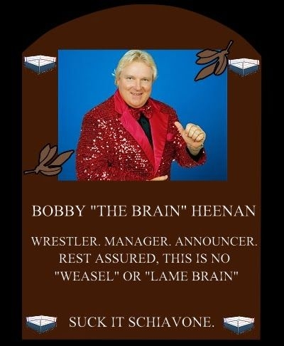 bob the brain heenan bob heenan bob wwe