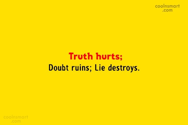 Doubt Quotes Comicspipeline Com