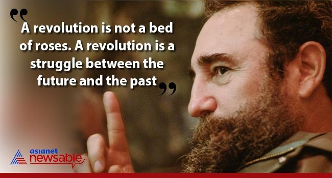 fidel castros most memorable quotes