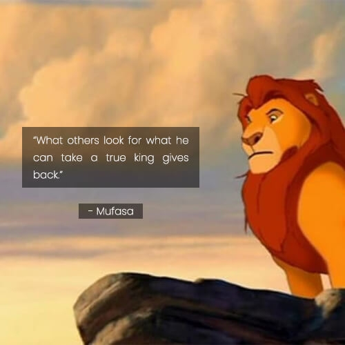 lion king quotes best lion king quotes 2019 quotes to shine
