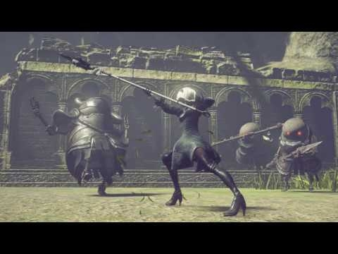 nier automata forest knights quotes