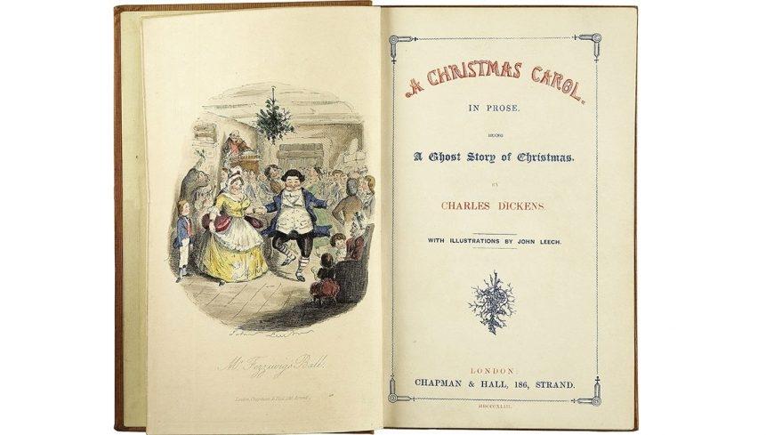 A Christmas Carol Quotes - Comicspipeline.com