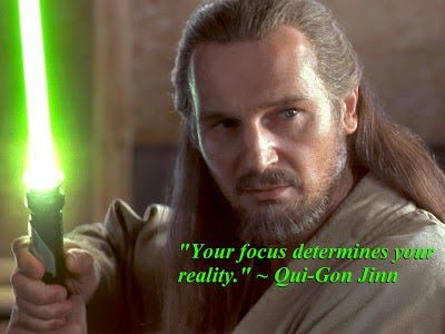 star wars qui gon jinn quote star wars quotes star wars