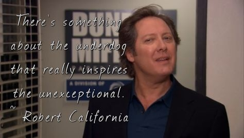 the office robert california james spader the office