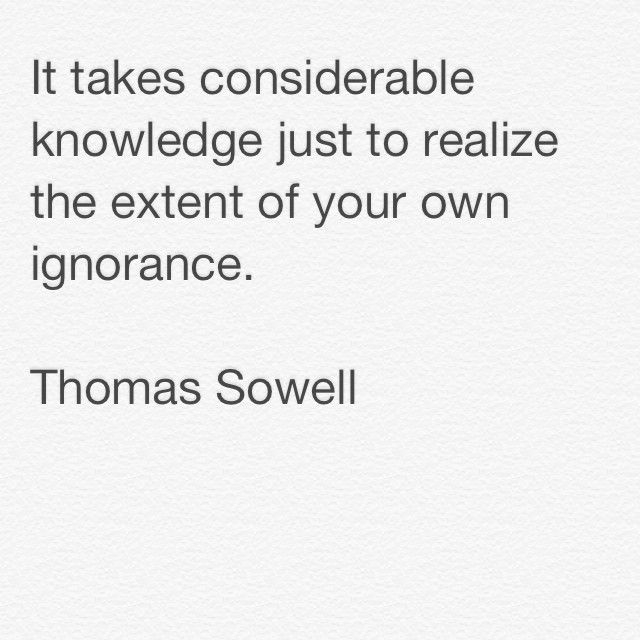 this quote is about self awareness which is the cornerstone