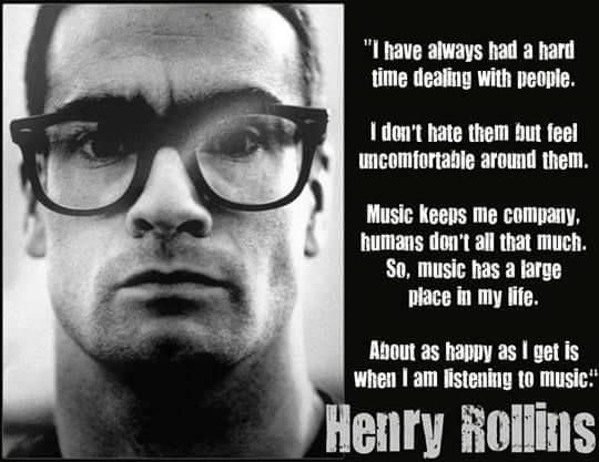wise words from henry rollins of black flag henry rollins