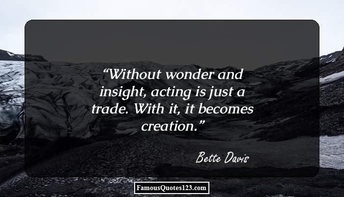 wonder quotes famous admiration amazement quotations