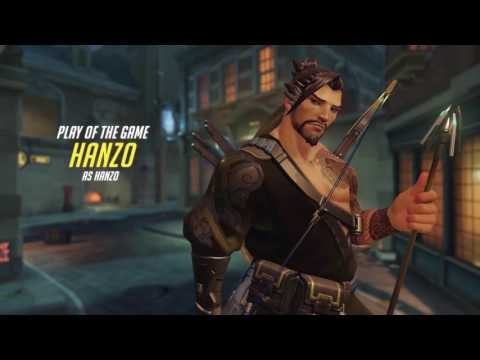 all hanzo voice quotes overwatch youtube