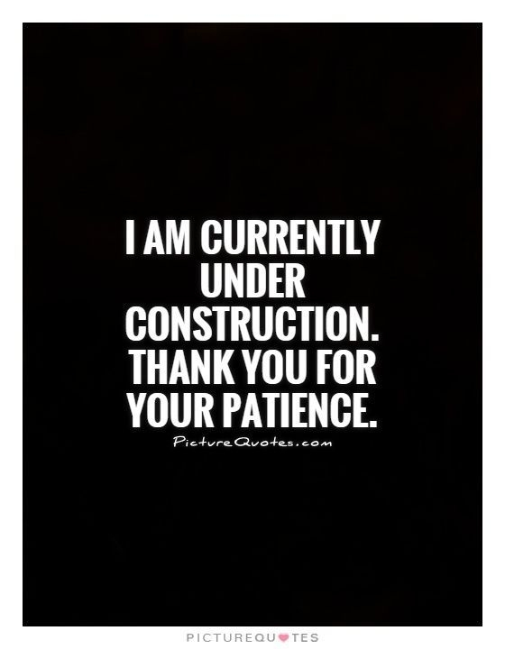i am currently under construction thank you for your