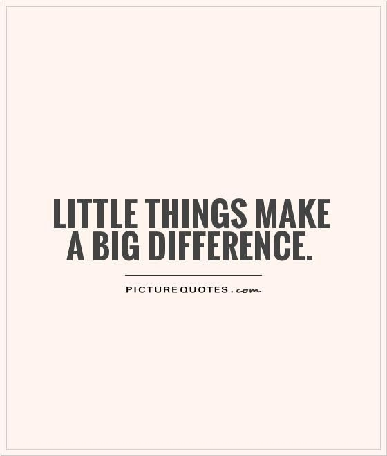 making a difference quotes amp sayings making a