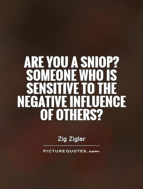 quotes about negative influence 44 quotes