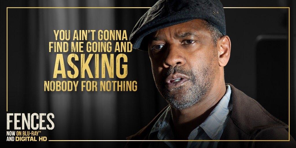 fences movie on twitter dont let pride get in your way