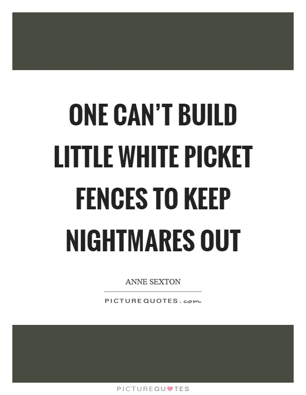 picket fences quotes sayings picket fences picture quotes