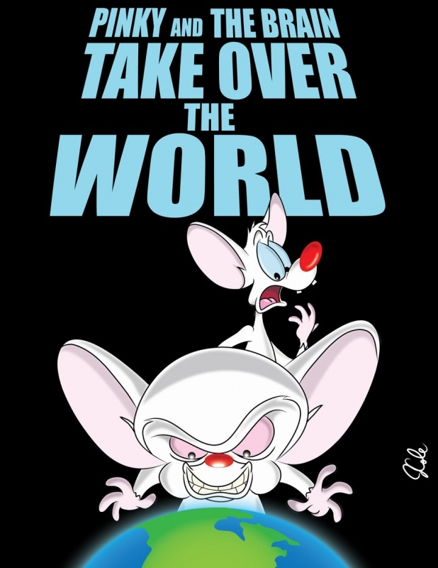 pinky and the brain quote quote number 551232 picture quotes