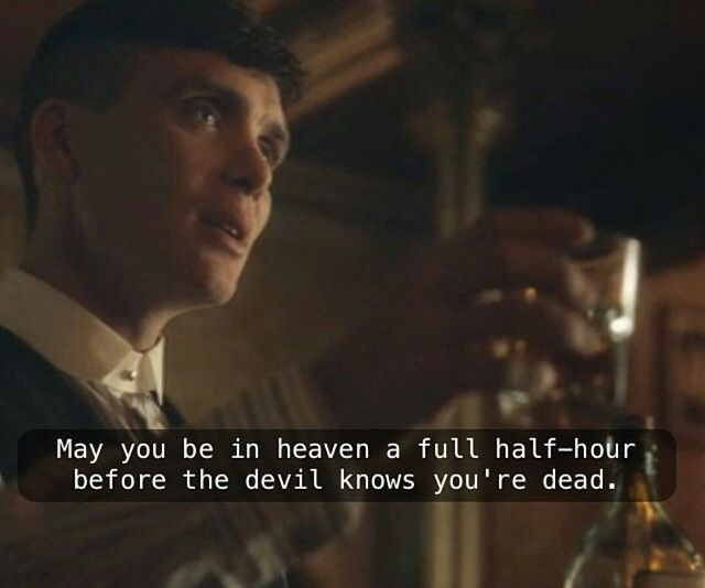peaky blinders toast made grace in season 1 such great