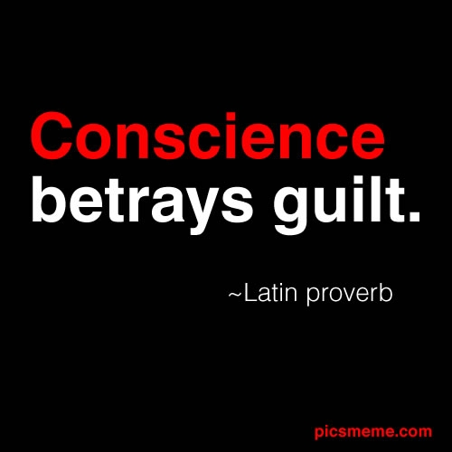 funny conscience quotes quotesgram