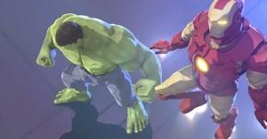 Marvel's Iron Man & Hulk