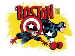 Boston Comic Con