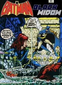 black widow vs batman 2