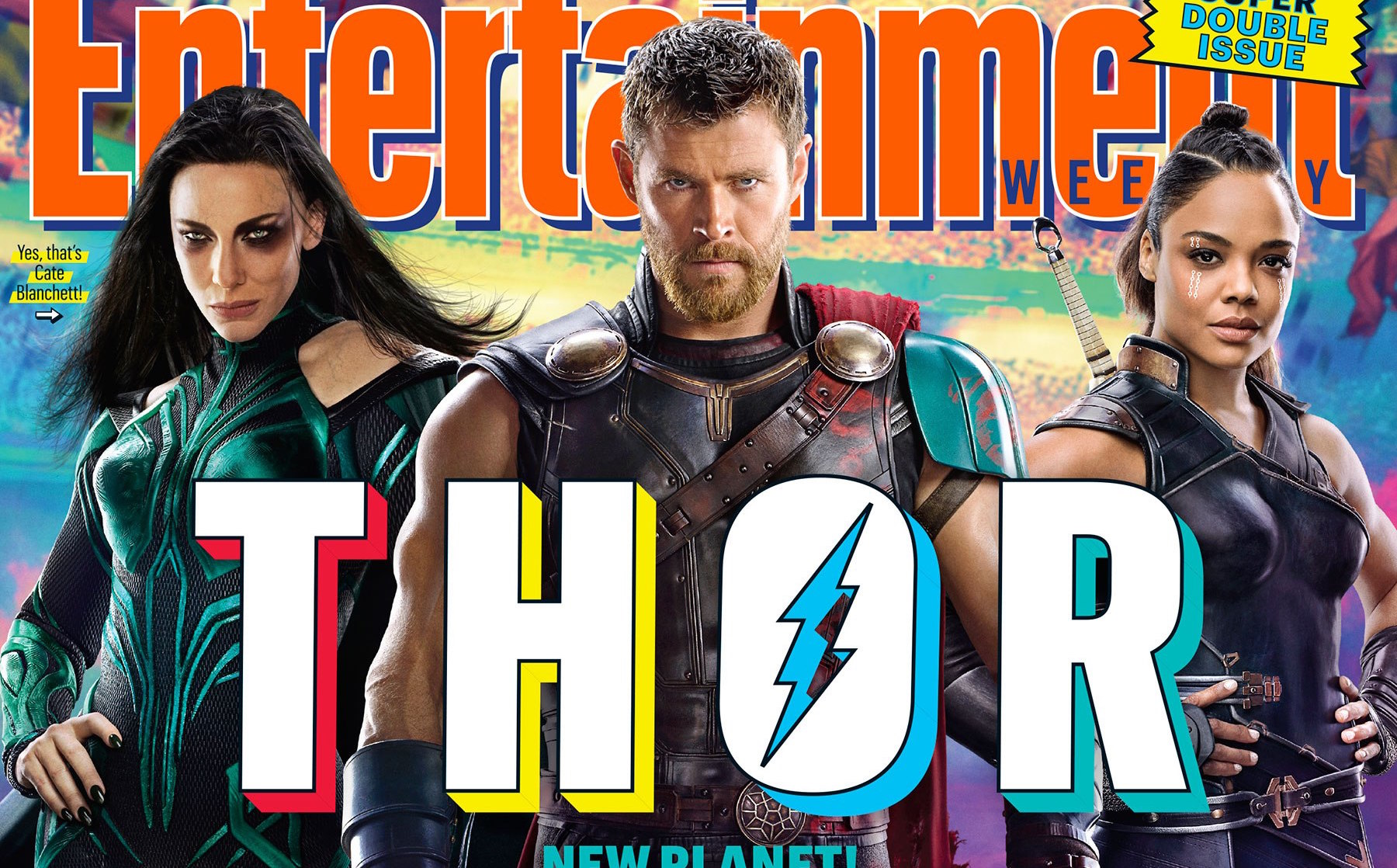 Thor Ragnarok: Chris Hemsworth e Tom Hiddleston nelle prime immagini