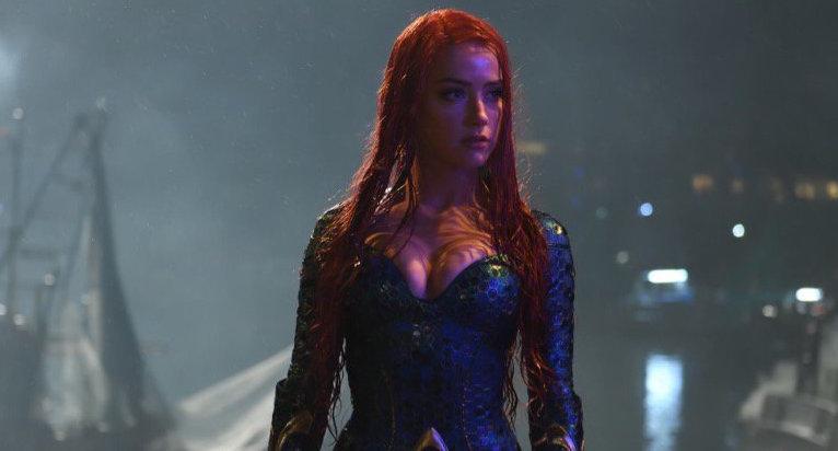 Aquaman: primo sguardo a Mera da James Wan