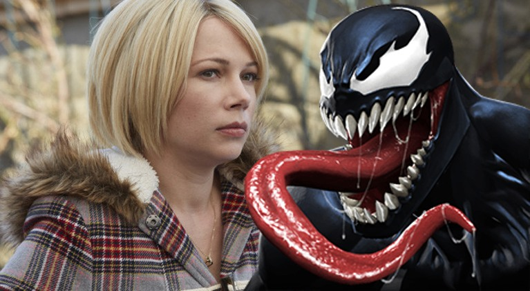Venom: Michelle Williams in trattative
