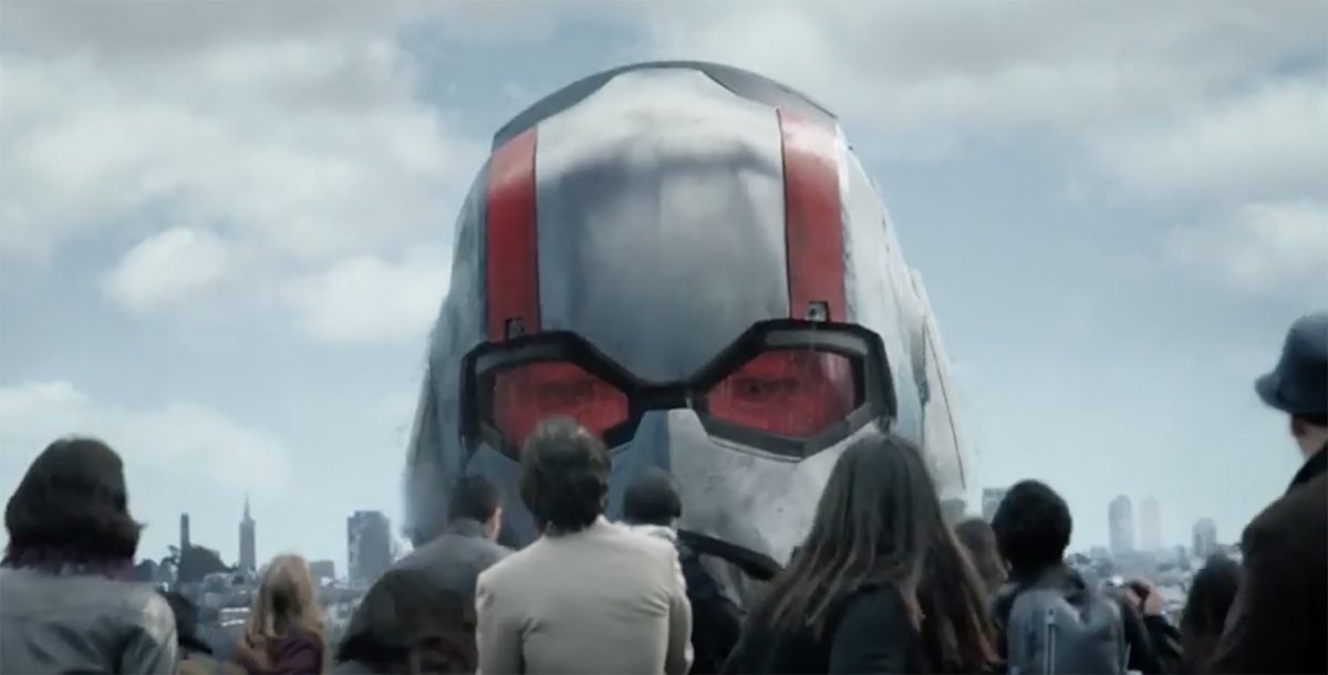 Ant-Man and the Wasp: il primo trailer ufficiale del film