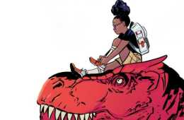 Moon Girl And Devil Dinosaur