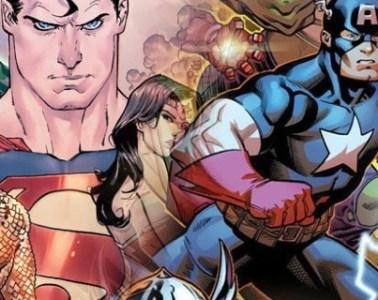 crossover tra Marvel e DC