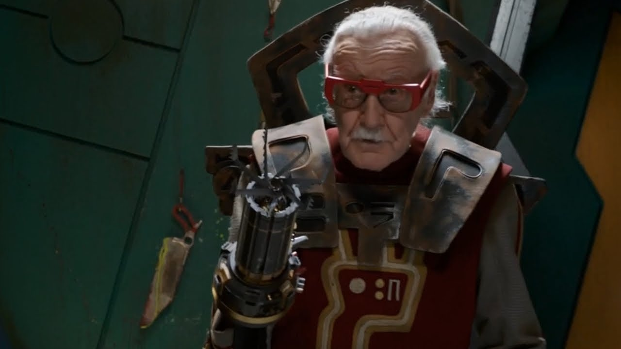 Thor: Ragnarok, ecco il cameo di Stan Lee in HD; Waititi ha ...