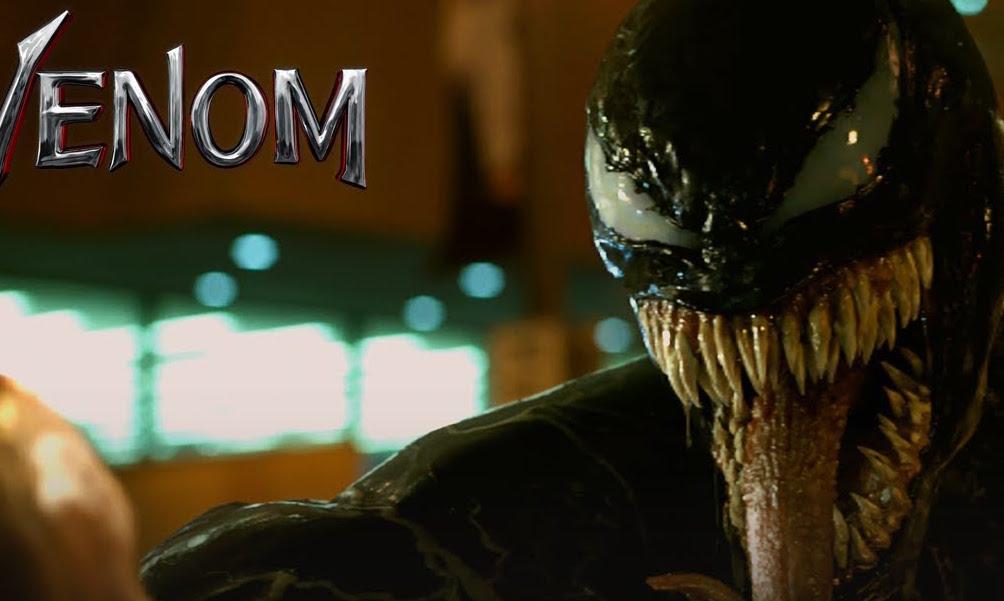 Venom: Tom Hardy si trasforma in simbionte nel nuovo trailer!