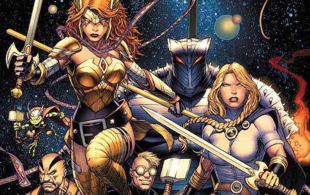Asgardiani della Galassia