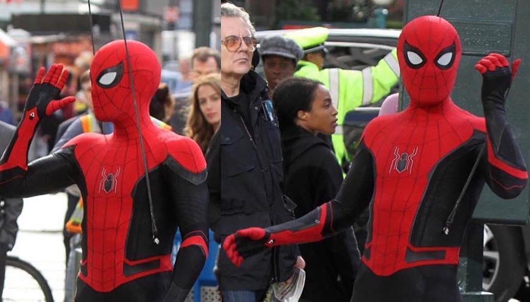 Spider-Man: Far From Home, ecco la nuova tuta dell'Uomo Ragno!