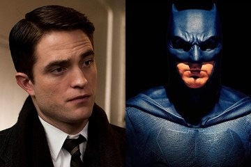The Batman Robert Pattinson