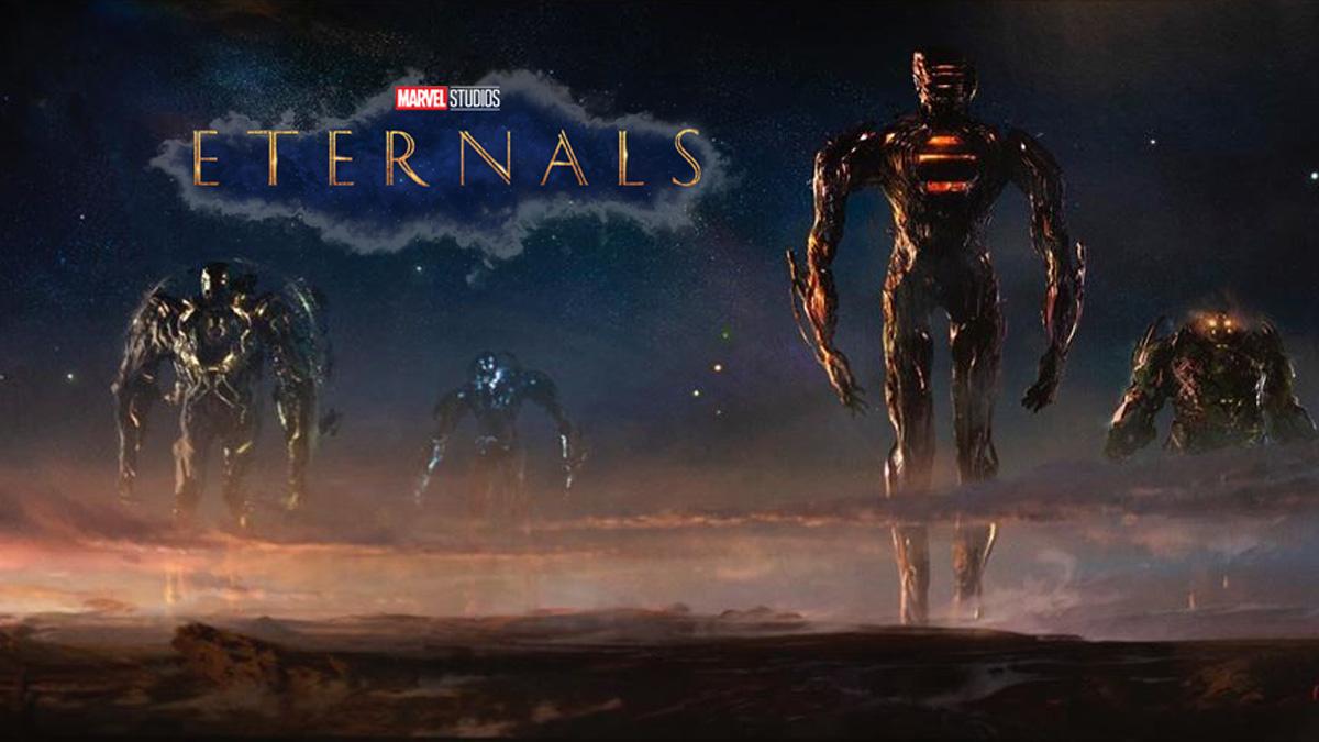Eternals: il film si svolgerà nell'arco di oltre 7000 anni e mostrerà i Celestiali a pieni poteri