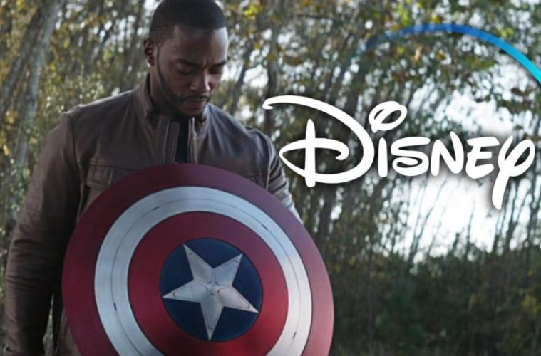 Anthony Mackie The Falcon and The Winter Soldier