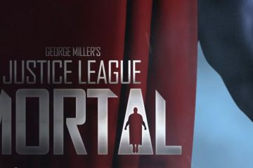 Justice League Mortal