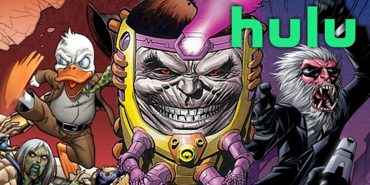 Marvel's M.O.D.O.K. Marvel's Hit-Monkey
