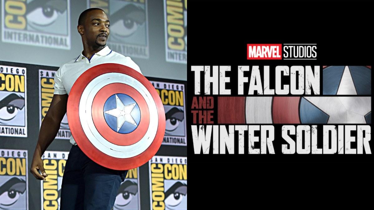 Marvel Studios Anthony Mackie
