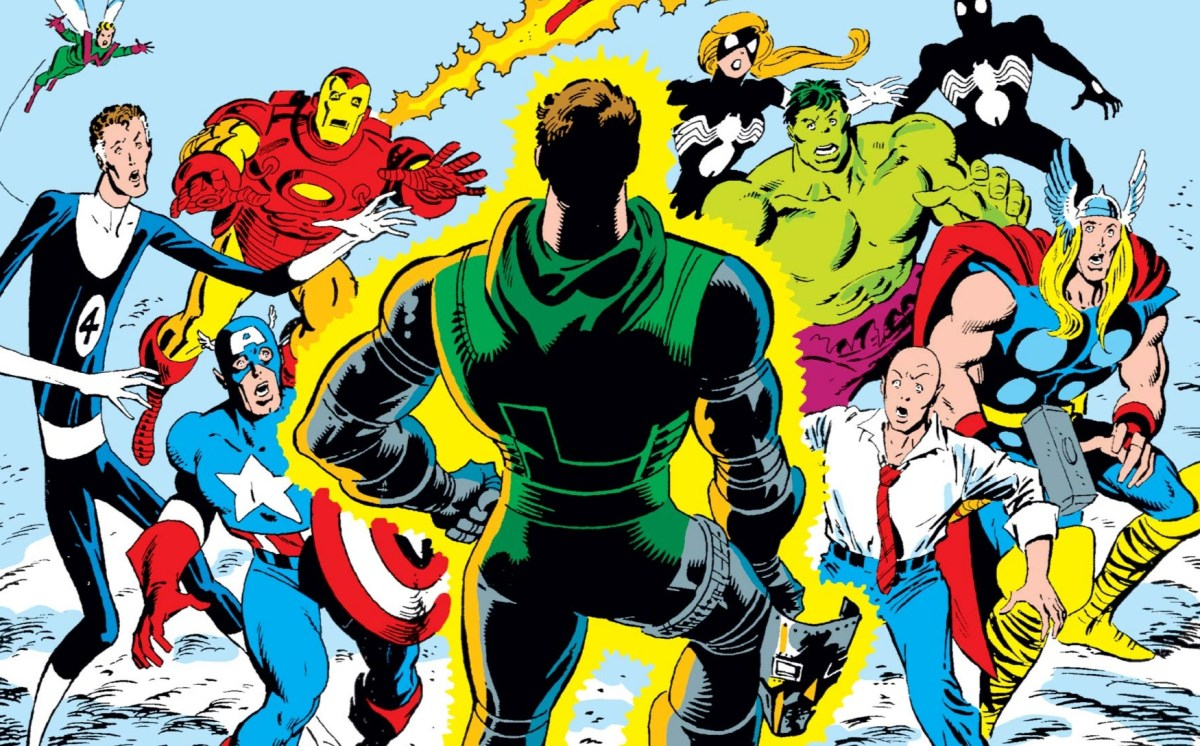 Secret Wars Marvel Studios