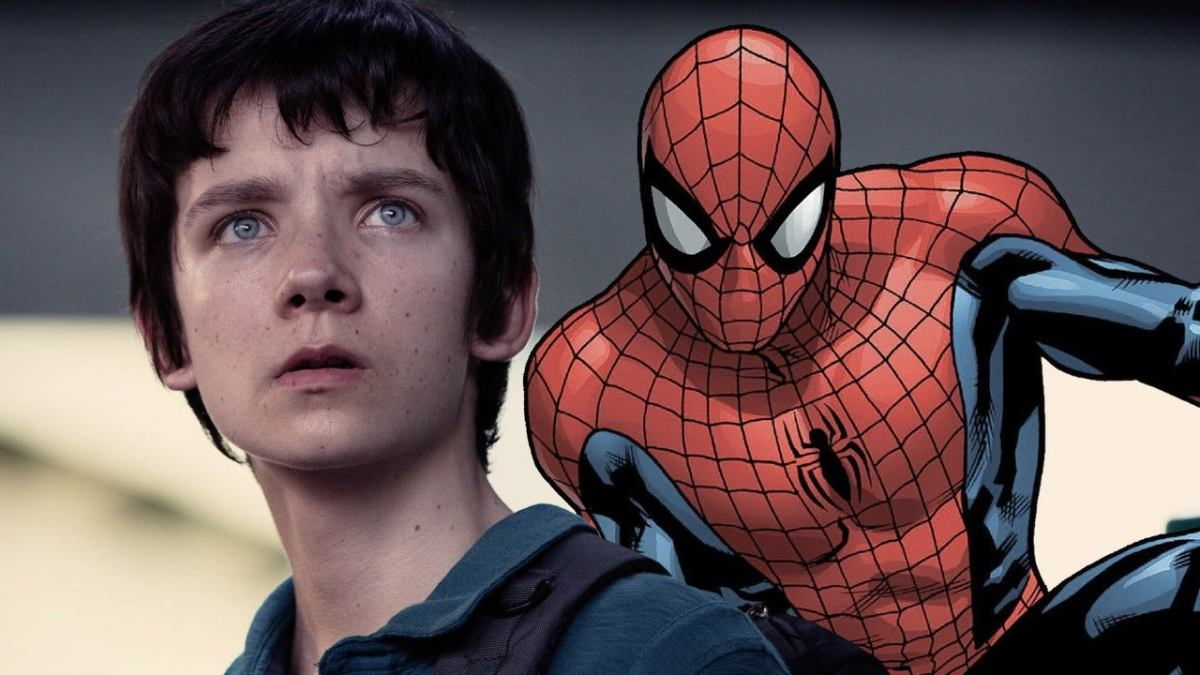 Asa Butterfield Spider-Man