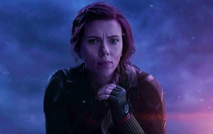 Avengers: Endgame Scarlett Johansson