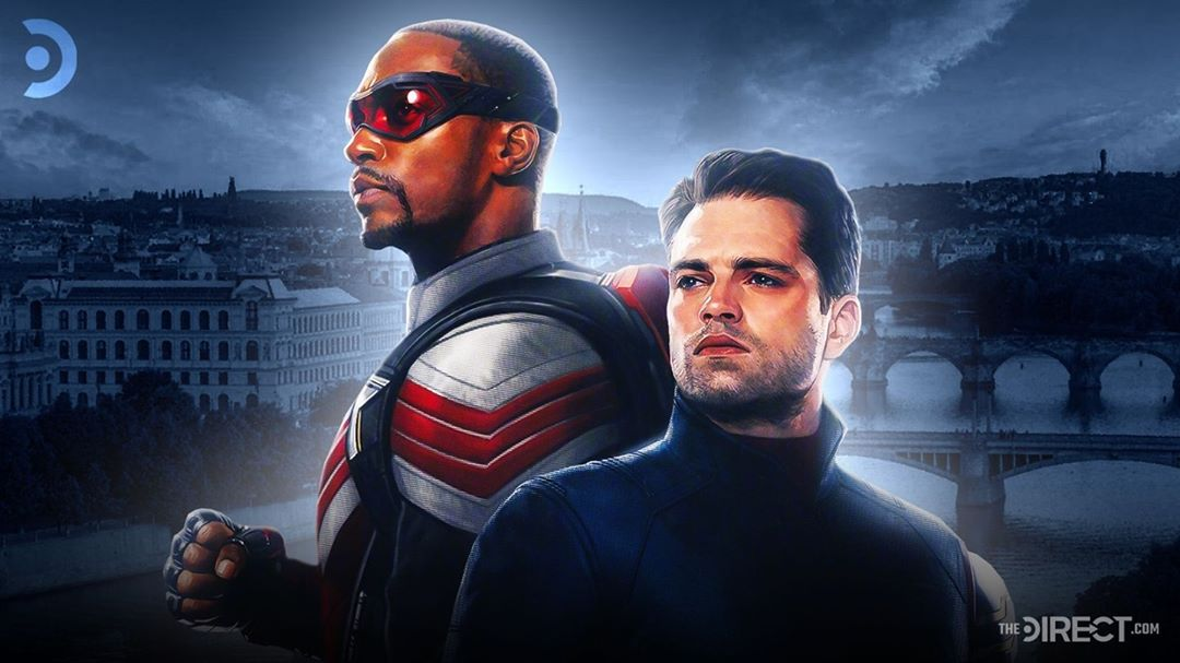 The Falcon and The Winter Soldier MCU