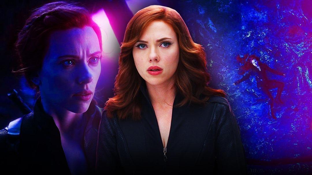 Black Widow Scarlett Johansson Avengers: Endgame