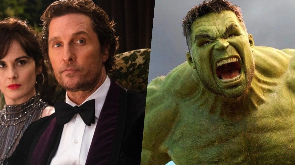 Matthew McConaughey Hulk MCU Marvel Studios