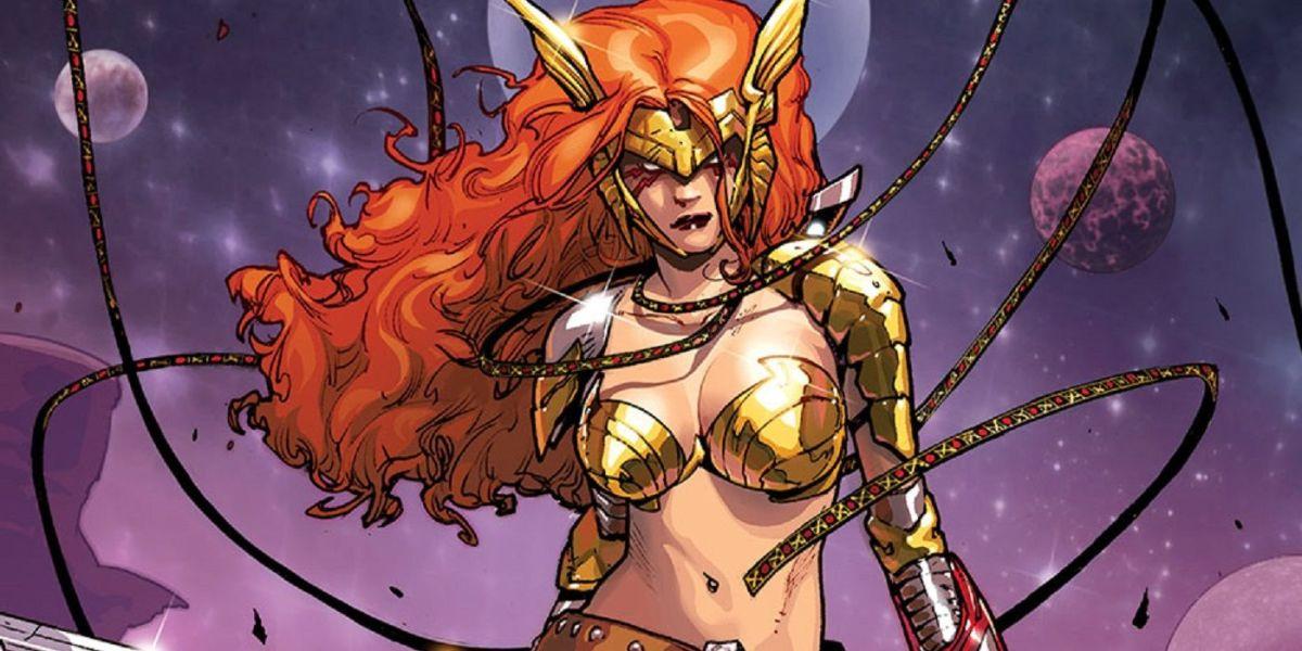 Thor: Love and Thunder Angela